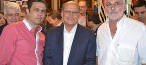 Alckmin, Tonsic e Pitton
